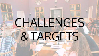 Challenges and targets